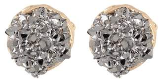 Panacea Faux Druzy Stud Earrings