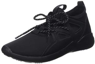 1b4acdc311e Reebok Black Trainers For Women - ShopStyle UK