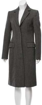 Michael Kors Wool Long Coat