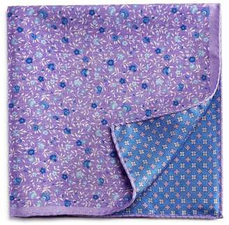 Bloomingdale's The Men's Store at Ditsy Floral/Neat Pocket Square