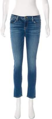 Frame Le Garçon Mid-Rise Jeans