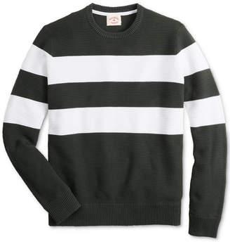 Brooks Brothers Men Striped Sweater