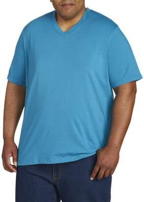 Canyon Ridge Men's Wicking Jersey Short Sleeve V Neck Tee