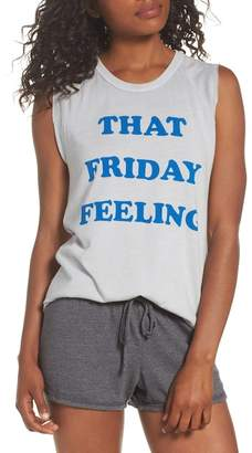 Junk Food Clothing That Friday Feeling Tank