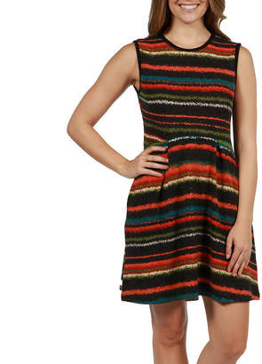 24/7 Comfort Apparel Kaya Sweater Knit Dress