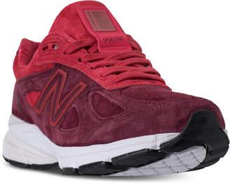 New Balance Women's 990 V4 Running Sneakers from Finish Line