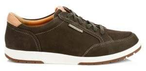 Mephisto Sportbuck Suede Lace Sneakers