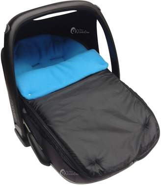 Maxi-Cosi For Your Little One Car Seat Footmuff/Cosy Toes Compatible with Cabrio Turquoise