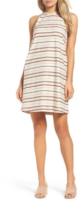 Women's Knot Sisters Field Day Stripe Dress $78 thestylecure.com