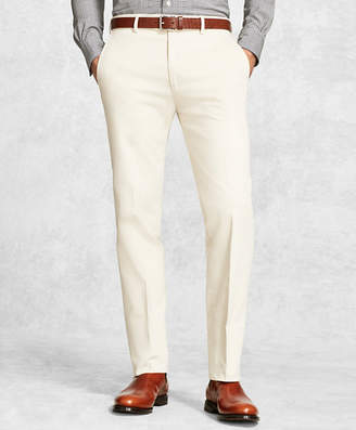 Brooks Brothers Golden Fleece Stone Dress Trousers