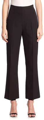 Altuzarra Women's Norton Virgin Wool Cropped Flare Pants