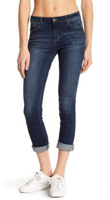 Tractr Skinny Cropped Jeans