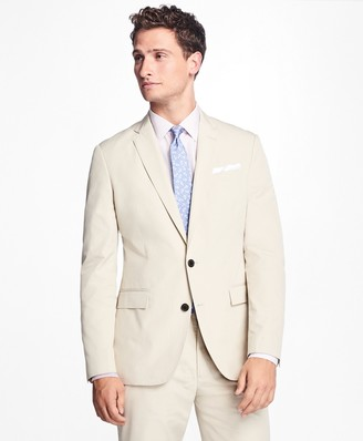 Brooks Brothers Two-Button Cotton Suit Jacket