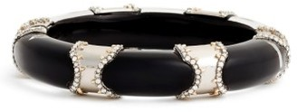Women's Alexis Bittar Lucite Pave Crystal Cuff $275 thestylecure.com