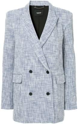 Rachel Comey woven double breasted blazer