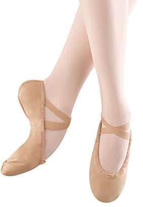 Bloch Dance Women's Pump Canvas Split Sole Ballet Slipper