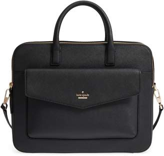 Kate Spade 13-Inch Leather Laptop Bag