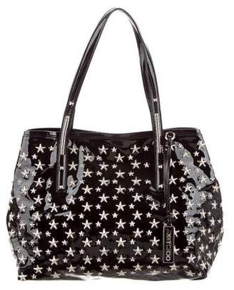 Jimmy Choo Sasha Star-Studded Tote