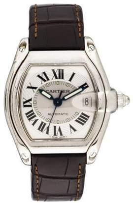 Cartier Roadster Watch grey Roadster Watch