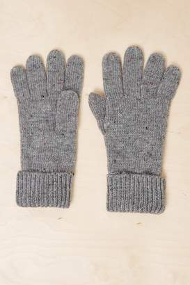 French Connenction Speckle Knitted Gloves