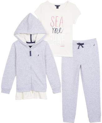 Nautica Three Piece Athleisure Sets