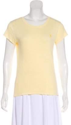 Ralph Lauren Sport Short Sleeve Striped T-Shirt