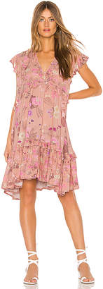 Spell & The Gypsy Collective Wild Bloom Mini Dress