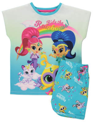 George Shimmer and Shine Pyjama Set