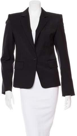 Dolce & GabbanaD&G Wool Button-Up Blazer