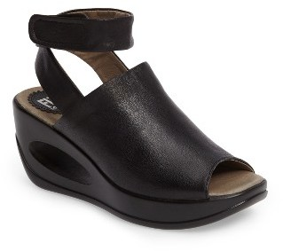 Women's Fly London Hini Wedge Sandal $179.95 thestylecure.com