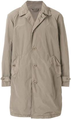 Aspesi single breasted raincoat
