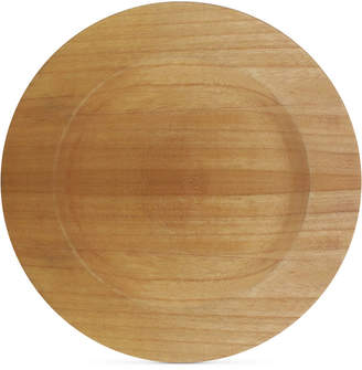 at Macyu0027s · Jay Imports Brown Faux Wood Charger Plate  sc 1 st  ShopStyle & Wood Grain Dinnerware - ShopStyle