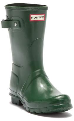 Hunter Short Gloss Rain Boot (Women)