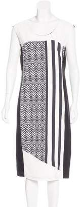 CNC Costume National Printed Sleeveless Dress w/ Tags