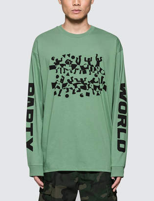 Carhartt Work In Progress World Party L/S T-Shirt