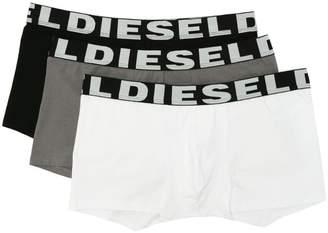 Diesel branded boxer pack