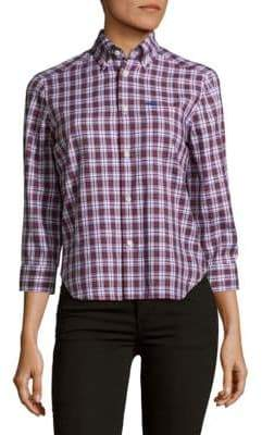 DSQUARED2 Camicia Cotton Button-Down Shirt