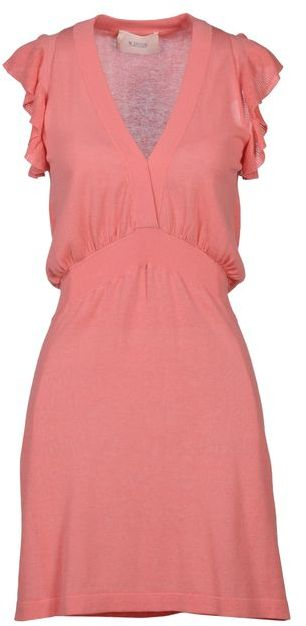 M.Grifoni Denim Short dress