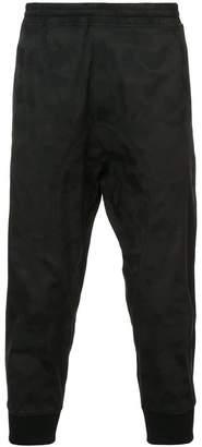 Neil Barrett camo slouch trousers