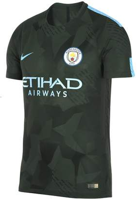 Nike 2017/18 Manchester City FC Vapor Match Third Men's Football Shirt
