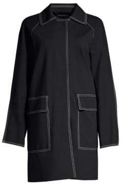 Lafayette 148 New York Maryann Car Coat