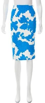 Tanya Taylor Peggy Knee-Length Skirt