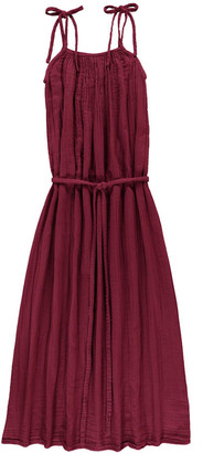 NUMERO 74 Mia Maxi Dress - Teen and Women's Collection Raspberry red $100.80 thestylecure.com