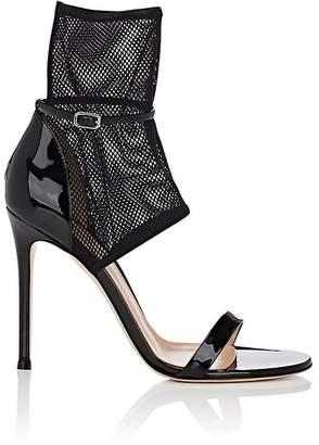 Women's Jordan Leather & Mesh Sandals