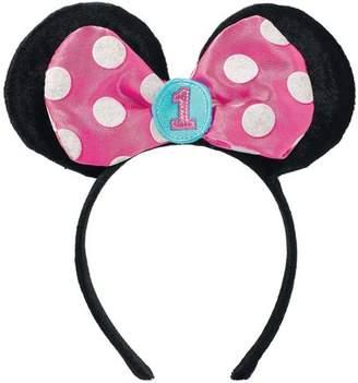 Stumps Disney Minnie's Fun to Be One Headband