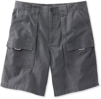 "L.L. Bean L.L.Bean Men's Pathfinder Shorts, Canvas 9"" Inseam"
