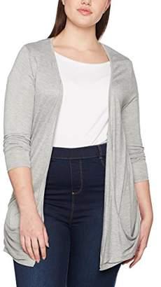 Evans Women's Drapey Pocket Cardigan