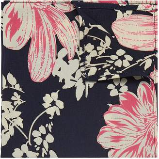 Pocket Square Clothing 'The Morrow' floral print pocket square