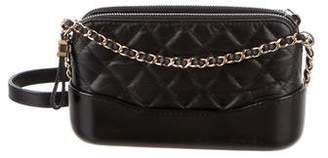 Chanel 2017 Gabrielle Clutch w/ Chain