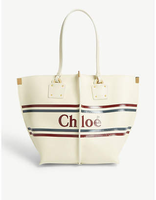 Chloé Vick medium leather tote